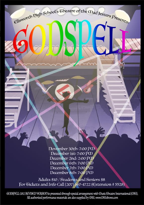 Purchase Tickets Now! Godspell!