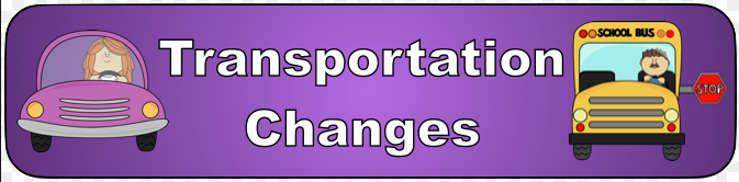 Transportation Changes at EEMS