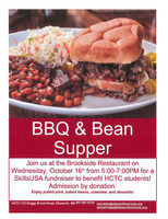 BBQ & Bean Supper