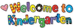 Kindergarten Registration Update