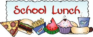 September K-1 Lunch Menu